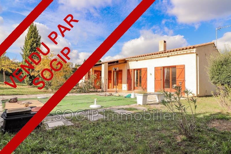 Photo Villa Flayosc Proche village,   achat villa  3 chambres   100m²