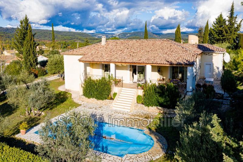 Photo Villa Flayosc Proche village,   achat villa  3 chambres   153m²