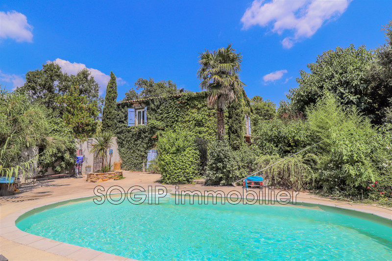 Photo Villa Flayosc Campagne,   to buy villa  3 bedrooms   143 m²