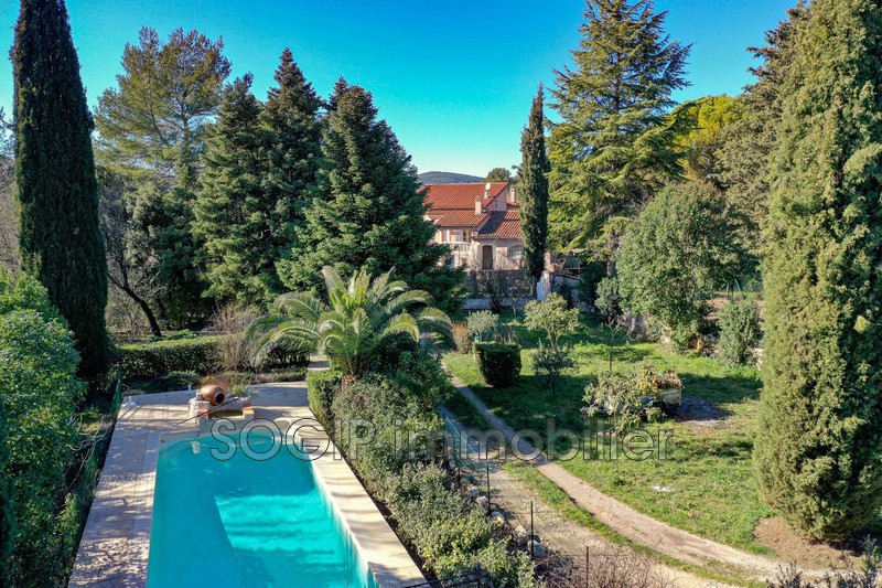 Photo Villa Draguignan Campagne,   to buy villa  6 bedrooms   300 m²