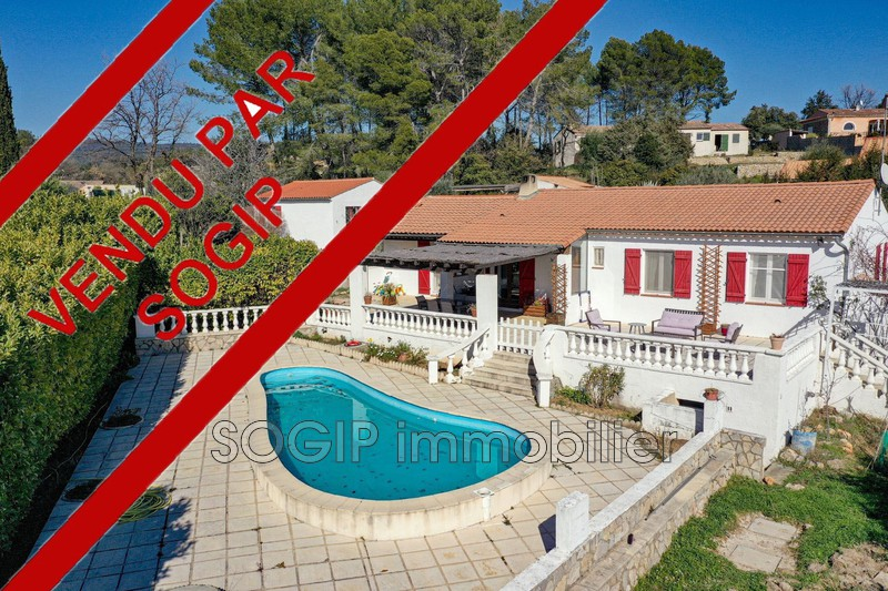 Photo Villa Flayosc Campagne,   to buy villa  4 bedrooms   165 m²