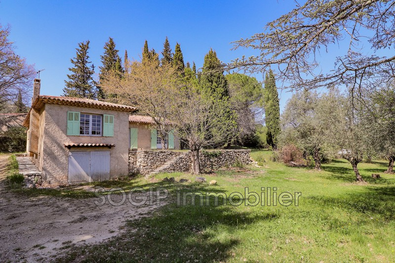 Photo Villa Flayosc Campagne,   achat villa  3 chambres   115m²