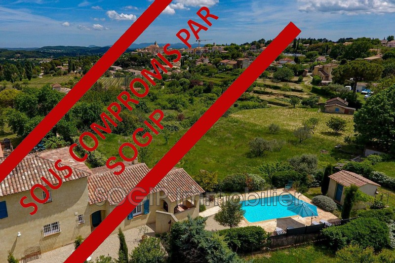 Photo Villa Flayosc Proche village,   to buy villa  4 bedrooms   167 m²