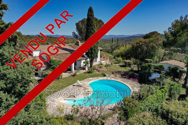 Photo Villa Flayosc Campagne,   achat villa  3 chambres   120m²