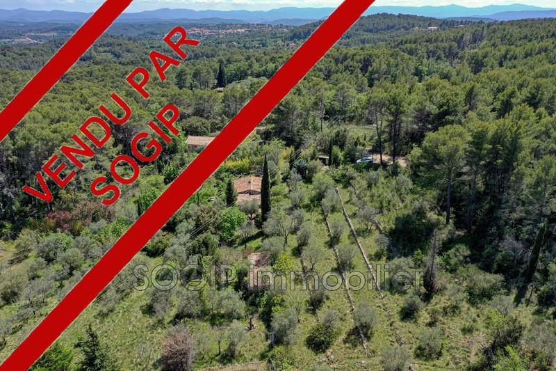 Photo Villa Flayosc Campagne,   achat villa  3 chambres   89m²