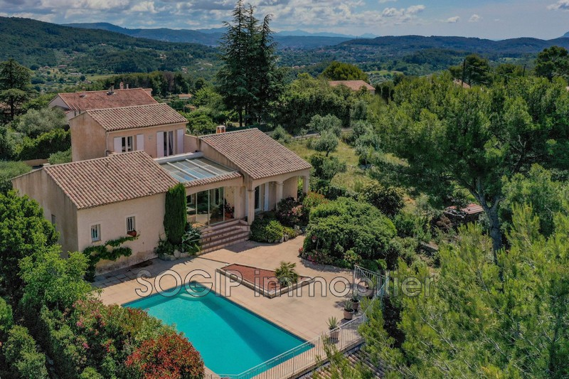 Photo Villa Flayosc Campagne,   to buy villa  3 bedrooms   140 m²