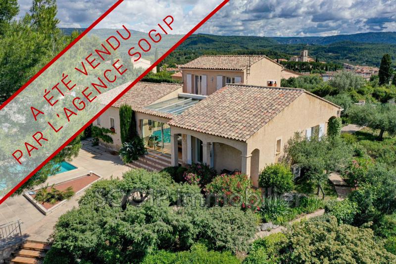 Photo Villa Flayosc Campagne,   achat villa  3 chambres   140m²