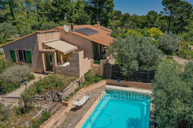 Photo Villa Flayosc Campagne,   to buy villa  3 bedrooms   117 m²