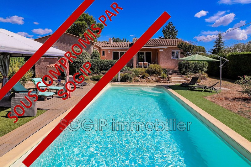 Photo Villa Flayosc Proche village,   achat villa  3 chambres   115m²
