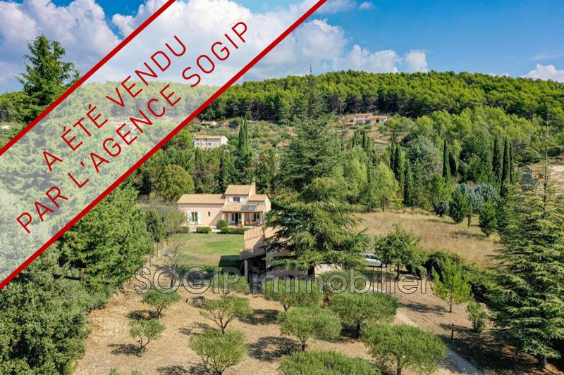 Photo Villa Flayosc Campagne,   achat villa  3 chambres   109m²