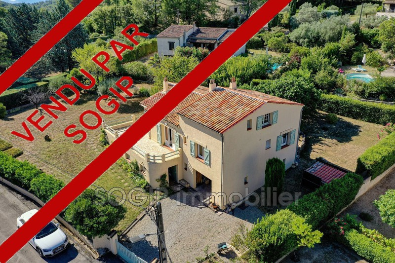 Photo Villa Flayosc Proche village,   achat villa  3 chambres   128m²
