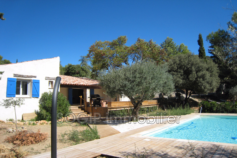 Photo Villa Flayosc Campagne,   to buy villa  3 bedrooms   112 m²