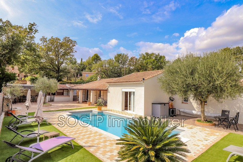 Photo Villa Flayosc Proche village,   to buy villa  4 bedrooms   120 m²