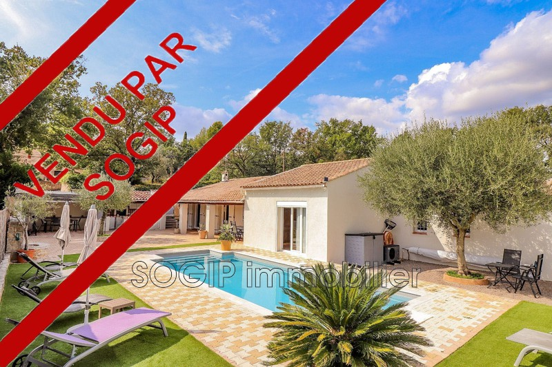 Photo Villa Flayosc Proche village,   to buy villa  4 bedrooms   120m²