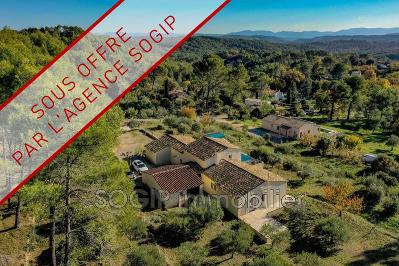 Photo Villa Flayosc Campagne,   to buy villa  6 bedrooms   270m²