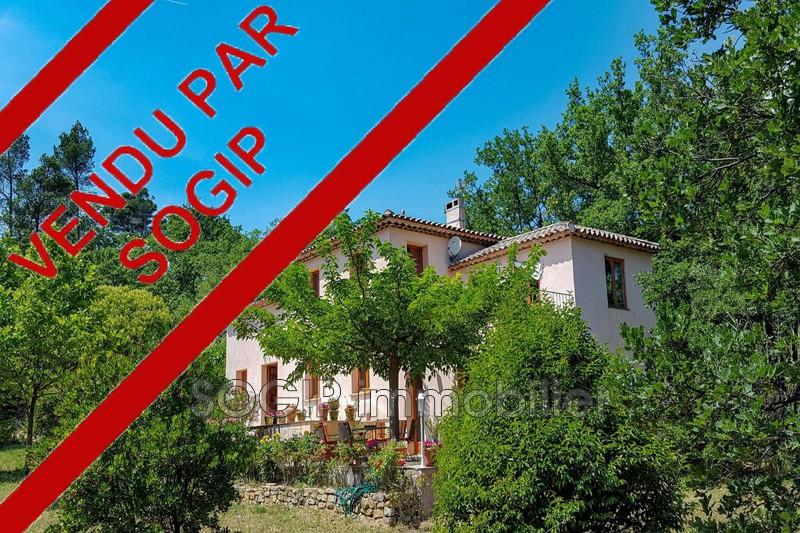 Photo Villa Flayosc Campagne,   achat villa  5 chambres   225m²