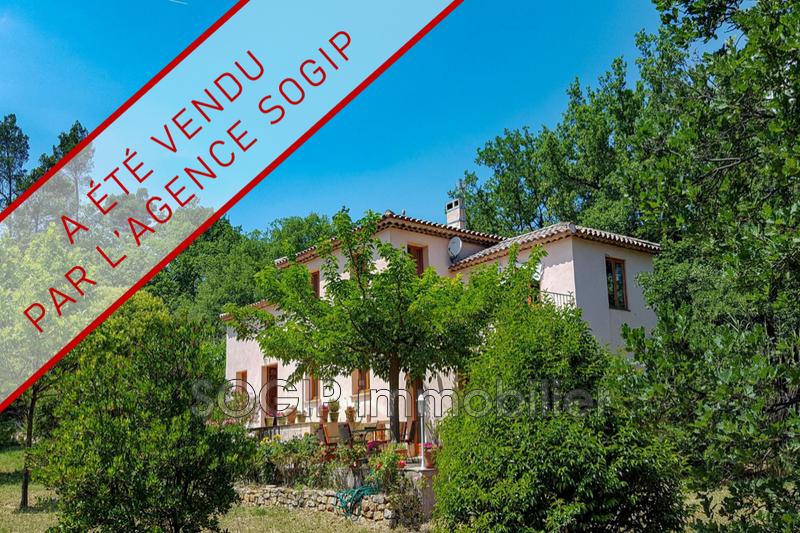 Photo Villa Flayosc Campagne,   to buy villa  5 bedrooms   225m²