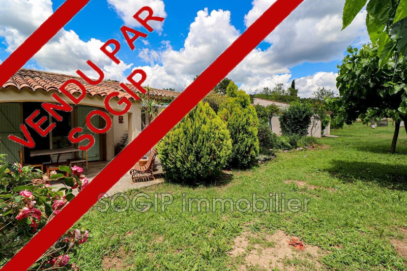 Photo Villa Flayosc Campagne,   achat villa  3 chambres   110m²