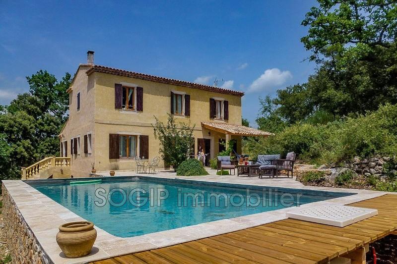 Photo Villa Draguignan Campagne,   achat villa  4 chambres   200m²