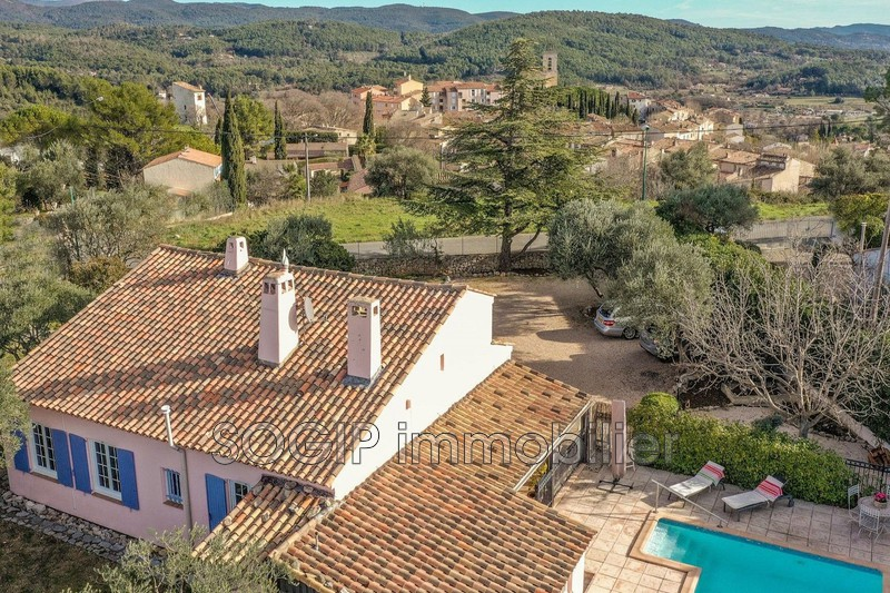 Photo Villa Flayosc Proche village,   achat villa  3 chambres   102m²