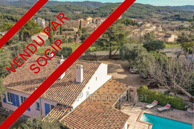 Photo Villa Flayosc Proche village,   to buy villa  3 bedrooms   102m²
