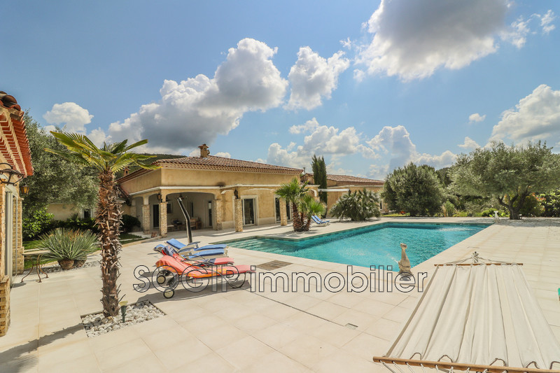 Photo n°5 - Vente Maison villa Flayosc draguignan 83300 - 740 000 €