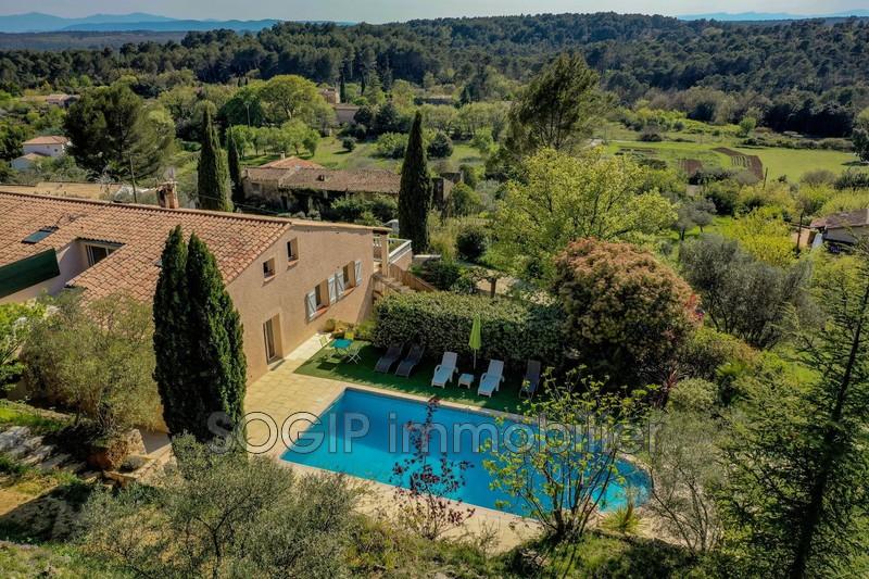 Photo Villa Flayosc Campagne,   achat villa  4 chambres   159m²