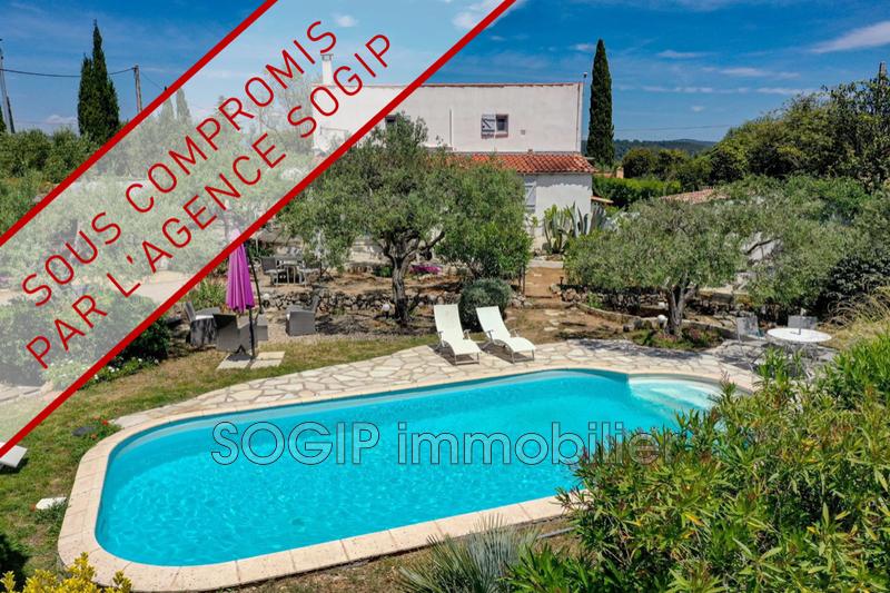 Photo Villa Flayosc Campagne,   achat villa  3 chambres   122m²