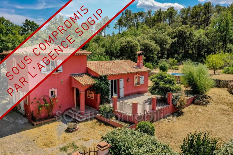 Photo Villa Flayosc Campagne,   achat villa  3 chambres   92m²