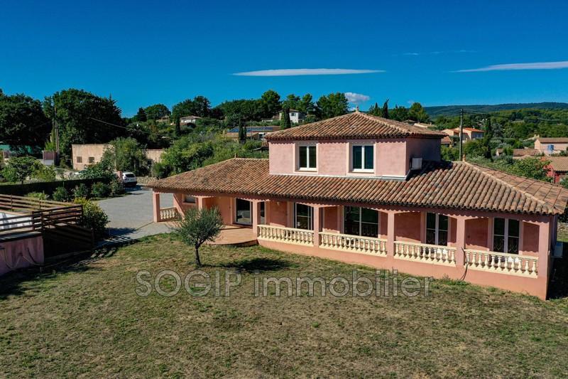 Photo Villa Flayosc Campagne,   achat villa  6 chambres   152m²
