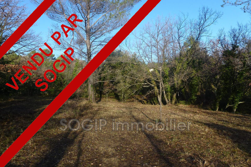 Photo Land Flayosc Village,   to buy land   4000 m²