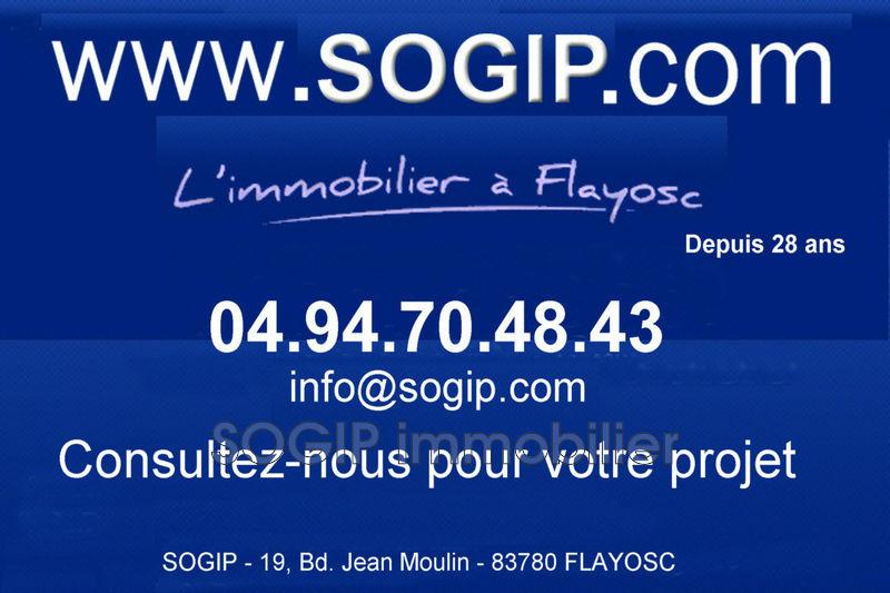 Photo n°2 - Vente terrain à bâtir Draguignan 83300 - 169 000 €