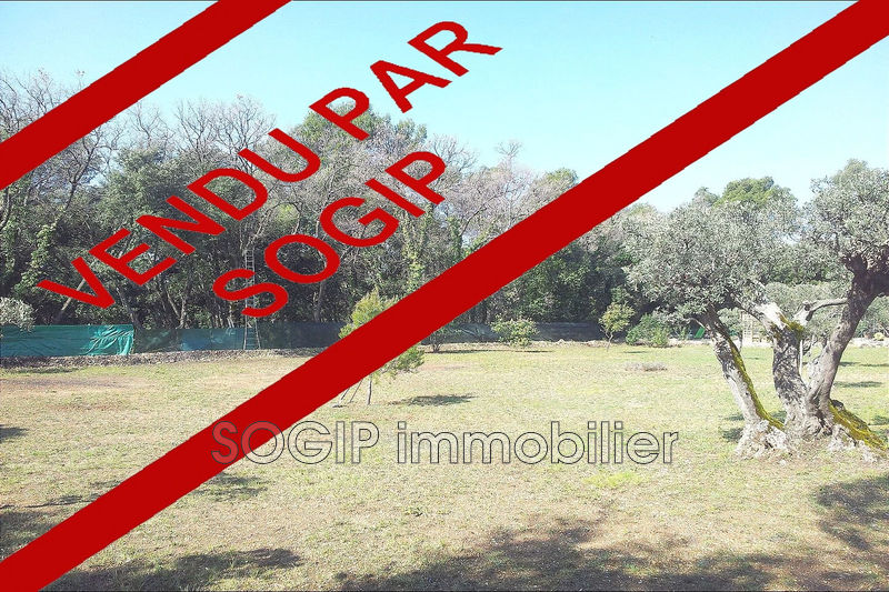 Photo Land Flayosc Campagne,   to buy land   1363 m²