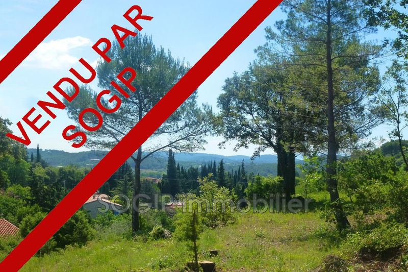 Photo Land Flayosc Campagne,   to buy land   4200 m²