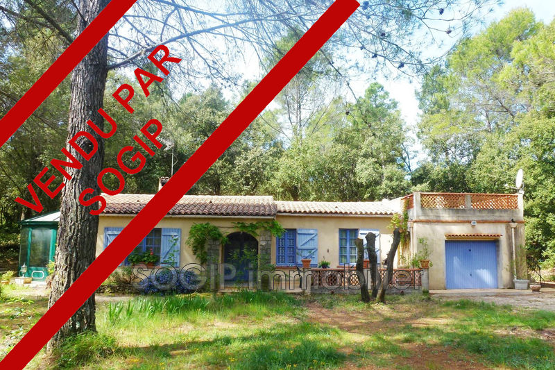 Photo Villa Flayosc Campagne,   achat villa  1 chambre   90m²