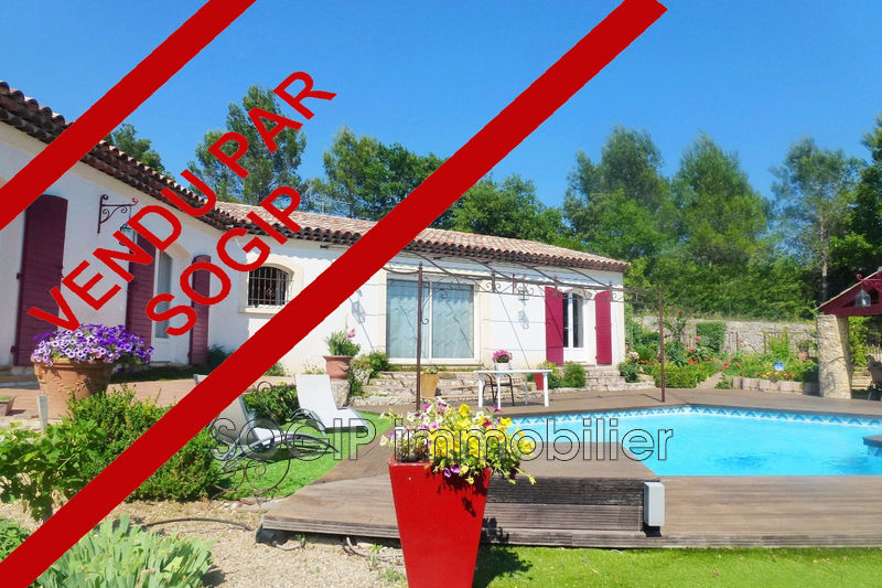 Photo Villa Flayosc A 2 pas du village,   achat villa  4 chambres   160m²