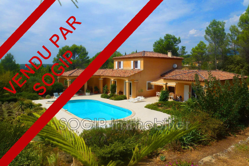 Photo Villa Flayosc Campagne,   achat villa  3 chambres   211m²