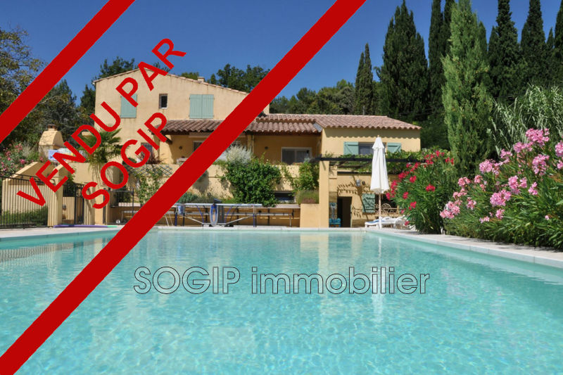 Photo Villa Flayosc Campagne,   achat villa  5 chambres   183m²