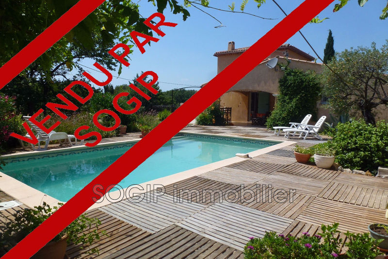 Photo Villa Flayosc   achat villa  5 chambres   154m²