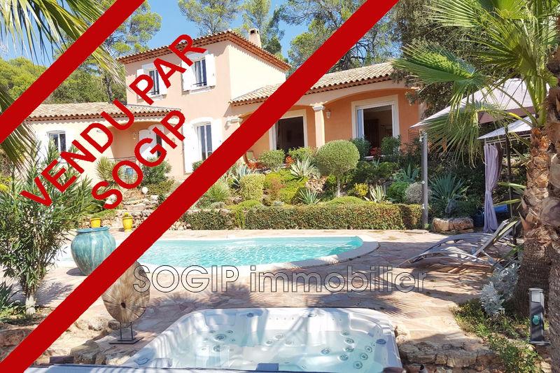 Photo Villa Flayosc Campagne,   achat villa  5 chambres   196m²