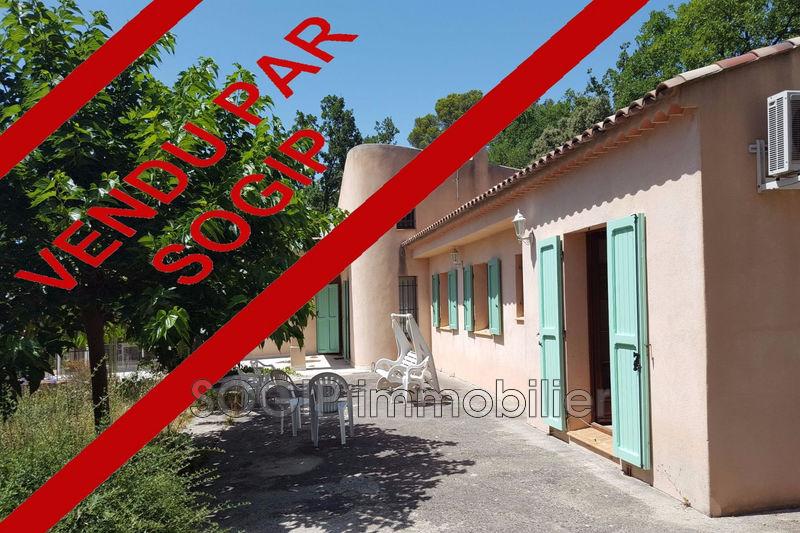 Photo Villa Flayosc   achat villa  4 chambres   164m²
