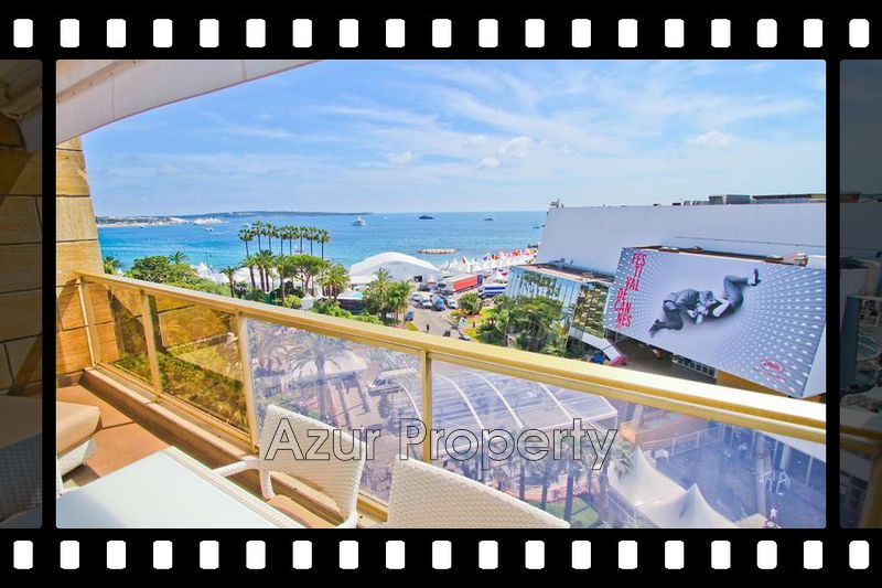 Photo n°2 - Vente appartement Cannes 06400 - 1 575 000 €