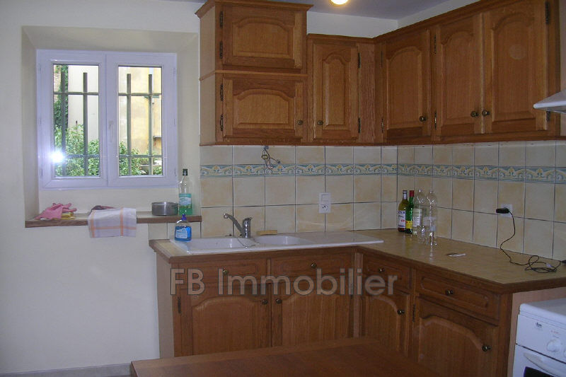 Apartment Eyguières Centre-ville,  Rentals apartment  2 rooms   46 m²