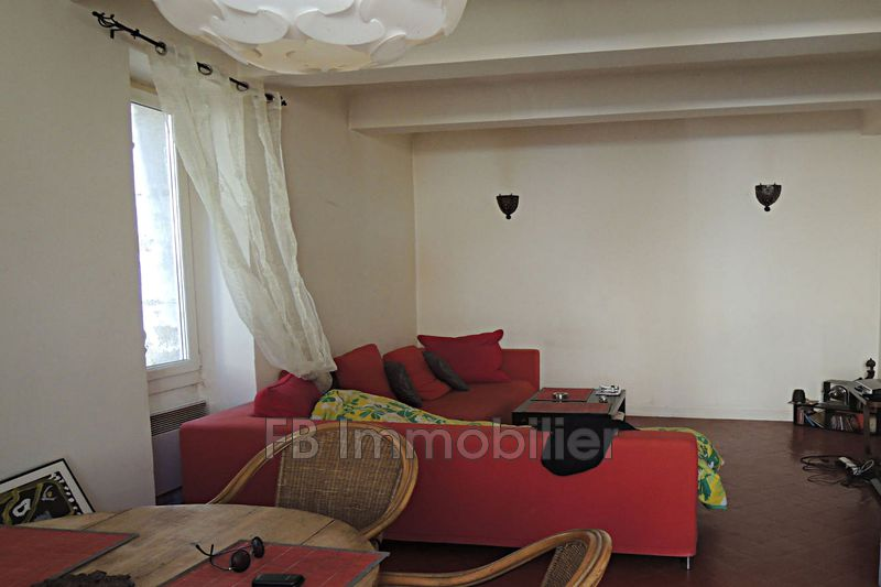 Photo n°1 - Location maison de village Eyguières 13430 - 650 €
