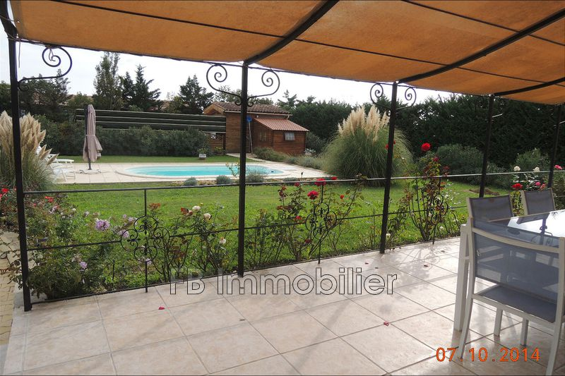 Photo n°2 - Vente Maison villa Salon-de-Provence 13300 - 420 000 €