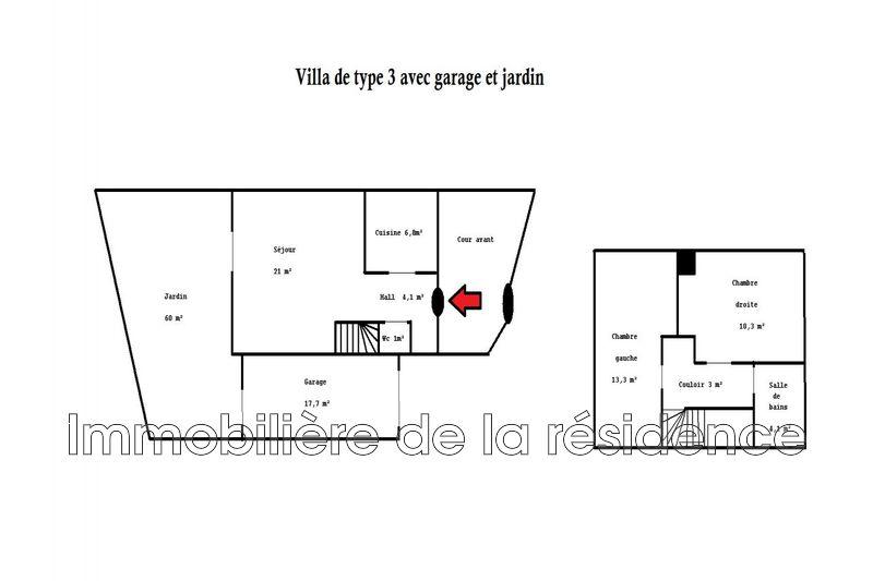 Photo n°6 - Location Maison villa Vitrolles 13127 - 1 045 €