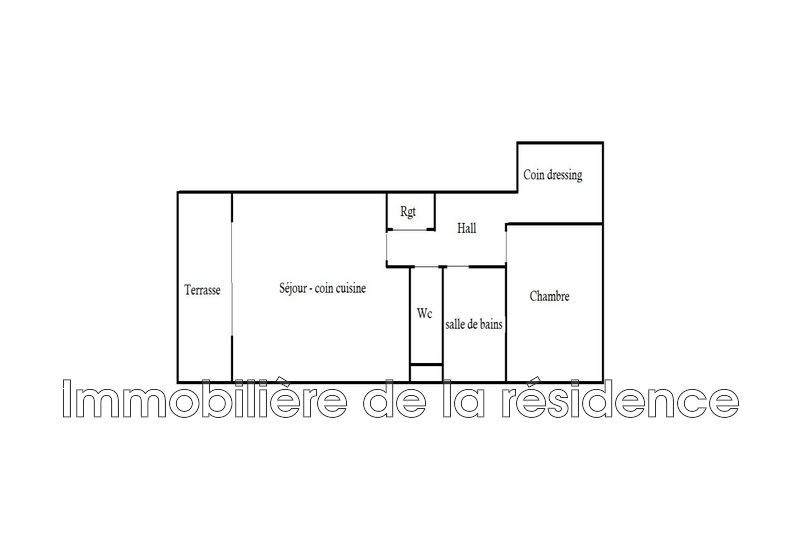 Photo n°7 - Location appartement Carry-le-Rouet 13620 - 770 €