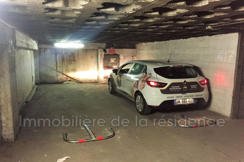 Photo Parking Marseille Rabatau lot 417,  Location parking