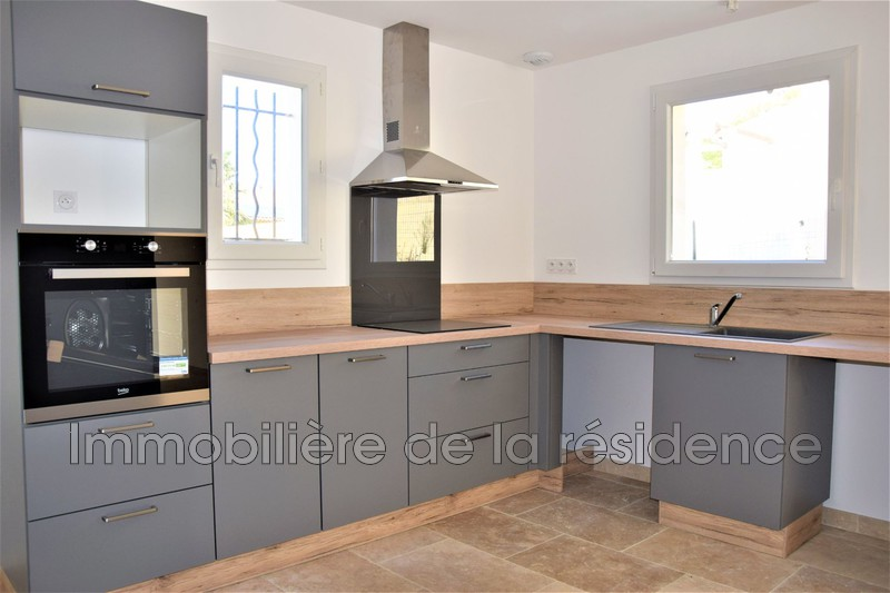 Photo Villa Rognac Villa 1,  Location villa  2 chambres   63 m²