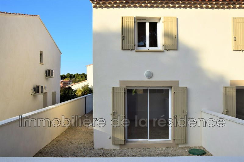 Photo Villa Rognac Villa 2,  Rentals villa  2 bedrooms   63 m²
